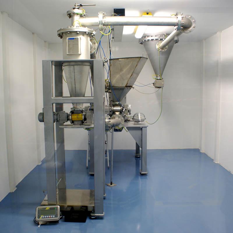 Dienstleistungen Serviceproduktion Mühle